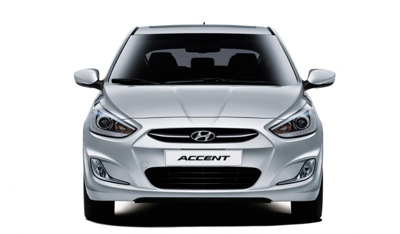 ACCENT 5DR full